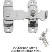 スガツネ工業(SUGATSUNE) ステンレス製内掛け BLL型(140-059-075) BLL-80 1個 362-0522 (直送品)