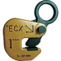 日本クランプ 日本クランプ 横つり専用クランプ 2.0t ECX2 1台 107ー2021 (直送品)