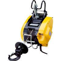 リョービ リョービ 電動小型ウインチ マグネットモータ付31m仕様 WIM125A31 1台 169ー5240 (直送品)