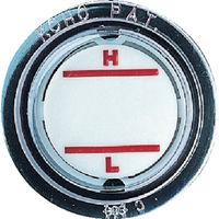 光宝興産 オイルポットマド丸型HL HL-VC 1個 102-8545 (直送品)
