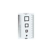 マイゾックス(Myzox) クラックスケール CRKS 1枚 274-8711 (直送品)