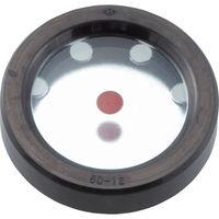 武蔵オイルシール工業 オイルレベルゲージ OLG-25A 1個 310-3013 (直送品)