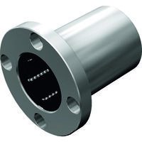 THK(ティーエイチケー) リニアブッシュ丸フランジ型 内径Φ12 LMF12UU 1個 293-5031 (直送品)