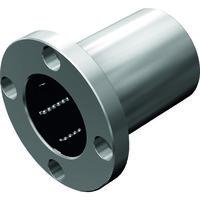 THK(ティーエイチケー) リニアブッシュ丸フランジ型 内径Φ25 LMF25UU 1個 293-5066 (直送品)