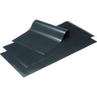 イノアックリビング 高密度ウレタンシート 機器足ゴム 黒2×500×1000 黒 MX48HF2 1枚 222ー2566 (直送品)