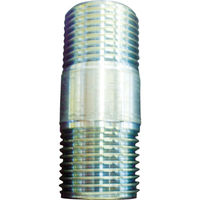 島田電機 炭素銅鋼管 耐圧防爆構造ニップル SNP-16 1個 281-3645 (直送品)