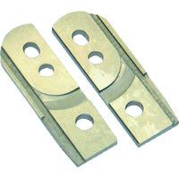 サンワ 三和 電動工具替刃 エースカッタ用固定刃 左右組 SAH1600KK 1個 163ー1756 (直送品)