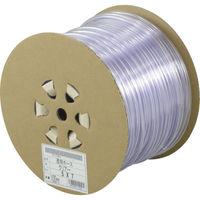 三洋化成 サンヨー 透明ホース5×7 100mドラム巻 TM57D100T 1巻 147ー7510 (直送品)