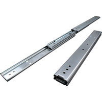 日本アキュライド アキュライド ダブルスライドレール508mm C301-20 1本 320-5509(直送品)