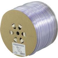 三洋化成 サンヨー 透明ホース6×8 100mドラム巻 TM68D100T 1巻 147ー7528 (直送品)