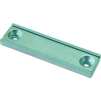 マグナ マグナ ネオジ磁石プレートキャッチ 1NCC50L 1セット(1袋:1個入×1) 310ー3170 (直送品)