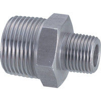 フジトク 径違い6角ニップル 6N-PT-50AX32A 1個 229-0014 (直送品)
