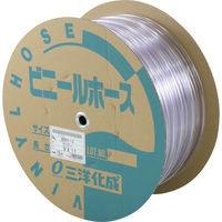 三洋化成 サンヨー 透明ホース9×11 100mドラム巻 TM911D100T 1巻 147ー7552 (直送品)