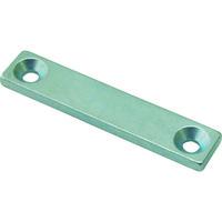 マグナ マグナ ネオジ磁石プレートキャッチ 1NC50L 1セット(1袋:1個入×1) 310ー3200 (直送品)