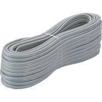 正和電工 正和電工 通信用PVC屋内線 TIVーFコード20m TI20S 1本 251ー8341 (直送品)