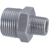 フジトク 径違い6角ニップル 6N-PT-20AX15A 1個 228-9946 (直送品)