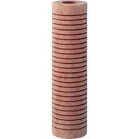 スリーエム ジャパン キュノ 樹脂成型デプスフィルターカートリッジ 1μm 10インチ G78Y81N 1本 282ー0421 (直送品)