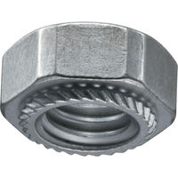 ポップリベット・ファスナー POP カレイナット/M3、板厚0.8ミリ以上、S3ー07(2000個) S307 294ー4308 (直送品)