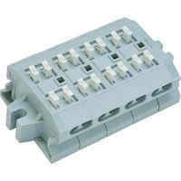 サトーパーツ スクリューレス端子台 ML-1700-B-4P 1個 292-7845 (直送品)