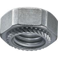 ポップリベット・ファスナー POP カレイナット/M6、板厚0.9ミリ以上、S6ー09(500個) S609 295ー2513 (直送品)