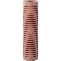 スリーエム ジャパン キュノ 樹脂成型デプスフィルターカートリッジ 5μm 10インチ G78B81N 1本 282ー0447 (直送品)
