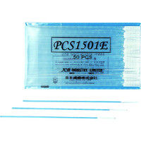 日本綿棒 JCB 工業用綿棒PCS1501E PCS1501E 1セット(1袋:50本入×1) 293ー9550 (直送品)