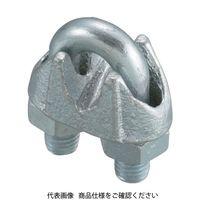 日興製綱 ニッコウ ワイヤークリップ(鋳鉄製) WCP3 1セット(2個:2個入×1袋) 117ー5840 (直送品)