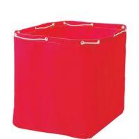 山崎産業 コンドル (回収用カート用品)カート用Yー2 NB 布袋小 赤 CA47300SXMBR 1枚 298ー1441 (直送品)