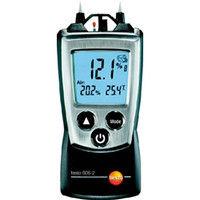 テストー テストー ポケットライン材料水分計TESTO606ー2 温湿度計測機能付 TESTO6062 1個 333ー7499 (直送品)