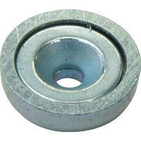 マグナ マグナ ネオジ磁石プレートキャッチ 1NCC40R 1セット(1袋:3個入×1) 332ー5253 (直送品)
