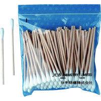 日本綿棒 JCB 工業用綿棒A3Sー100 A3S100 1セット(1袋:100本入×1) 298ー1351 (直送品)