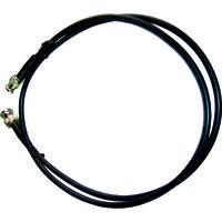 テイシン電機 テイシン電機 BNC付同軸ケーブル0.5m BNCプラグ両端付 3Cー2V CCA9005A 1本 328ー1426 (直送品)