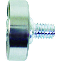 イースタン精工(ESK) ステンレス製 六角溝ネジ付ベアリング 15SUS-6B2 1個 352-7361 (直送品)