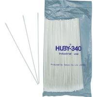 クリーンクロス HUBY コットンアプリケーター 6000本入 CA005MB 1セット(6000本:6000本入×1箱) 365ー1924 (直送品)