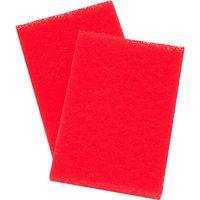 ジャパン スリーエム ジャパン(3M) 取り換え用ハンドパッド(ホルダー961用) 赤 88X127mm 961 RED 1枚 303-4321