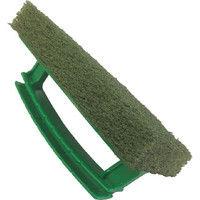 スリーエム ジャパン 3M ハンドブラシ(一体型タイプ) 緑パッド 95X150mm HBRUSHGRE 1個 303ー5701 (直送品)