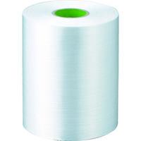 司化成工業 ツカサ 自動結束機用PEテープ ダイヤフラット D-28(白) D-28W 1巻 336-8670 (直送品)