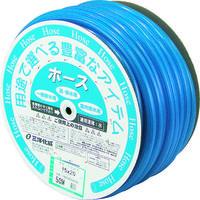 三洋化成 ガゼットホース15×20 クリアブルー 50mドラム巻 GA-1520D50CB 1巻 331-3492 (直送品)