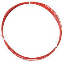 日星電気 フッソ樹脂絶縁電線 FN-2 赤 10m 600V-FEP-0.5SQ-R-10M 1本 332-5831 (直送品)