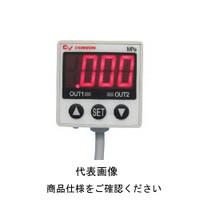 妙徳 CONVUM デジタル圧力センサ 連成圧 出力2点アナログ出力付 MPSR33RCNGAT 1個 354ー7281 (直送品)