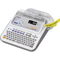 カシオ計算機(CASIO) ネームランドディスクタイトラー KLD-350 1台 341-7727 (直送品)