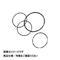 NOK(エヌオーケー) Oリング 1種A ニトリルゴム(2.4mmX12.3mm) 10個入り OR-1AP12.5-N 354-8201 (直送品)