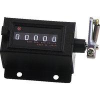 古里精機製作所 ワンタッチカウンタ小型 RS-40 1個 101-6377 (直送品)
