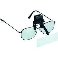 池田レンズ工業 双眼メガネルーペ HF-20ABC 1個 321-3145 (直送品)