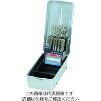 イシハシ精工 IS コバルトスパイラルタップ・ドリルセット COSSD21 1セット(21本:21本入×1セット) 302ー2552 (直送品)