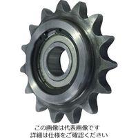 片山チエン カタヤマ アイドラー40C17ホイル ID40C17D17 1個 224ー4675 (直送品)