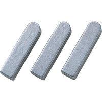 セイキ製作所 セイキ 平行キー 片丸S50C SB0820 1セット(1袋:10個入×1) 291ー3712 (直送品)