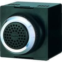 パトライト パトライト BM型 超小型電子音報知器 Φ30 電子ブザー2音 BM202 1台 326ー2791 (直送品)