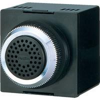 パトライト パトライト BM型 超小型電子音報知器 Φ30 電子ブザー2音 BM202D 1台 326ー2804 (直送品)