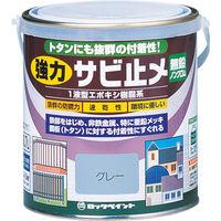 ロックペイント ロック 強力サビドメ あかさび 1.6L H6116306S 1缶 384ー4391 (直送品)